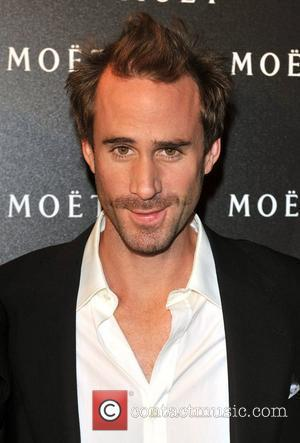 Joseph Fiennes Moet & Chandon: A Tribute To Cinema held at the Big Sky Studios. London, England - 24.03.09