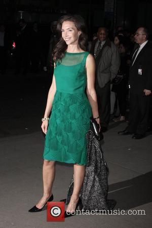Olivia Chantecaille New York Premiere of 'Valentino: The Last Emperor' at the Roy and Niuta Titus Theatre, Musuem of Modern...