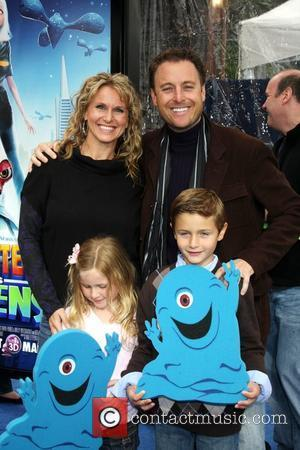 Chris Harrison Los Angeles premiere Monsters Vs Aliens held at the Gibson Amphitheater Universal City Walk Los Angeles, California -...