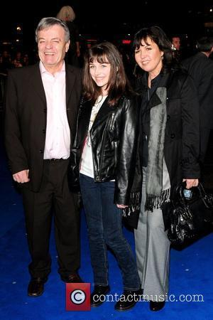 Tony Blackburn and Guests UK premiere of 'Monsters vs. Aliens' held at the Vue West End - arrivals London, England...
