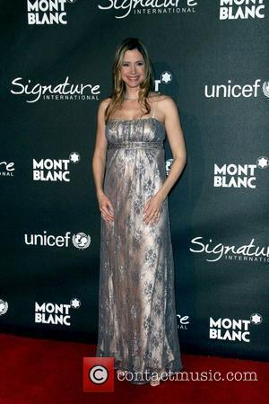 Mira Sorvino The Montblanc Signature for Good Charity Gala held at the Paramount studios - Arrivals Los Angeles, California -...