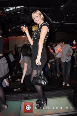 Anneka Svenska More Magazine Relaunch Party London, England - 25.11.08