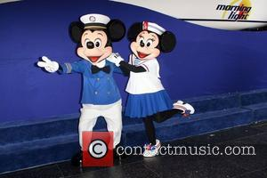 Mickey Mouse and Minnie Mouse The World Premiere of Walt Disney Pictures' 'Morning Light' held at El Capitan Theatre. Hollywood,...