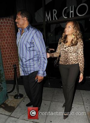 Dave Winfield and Tonya Winfield at Mr Chow Los Angeles, California - 30.03.09