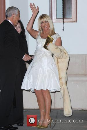 Suzanne Somers The Leeza Gibbons' 1st Annual Night to Make A Difference Oscar Viewing and Afterparty held at Mr. Chow...