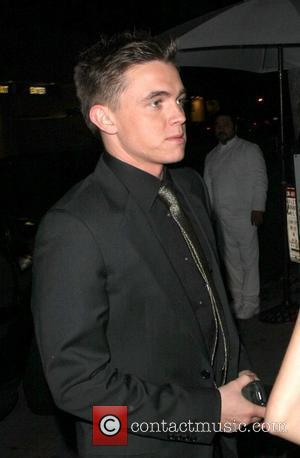 Jesse McCartney attends an after party at Mr Chow restaurant following the 51st Annual Grammy Awards  Los Angeles, California...