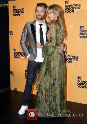 Delta Goodrem and Brian McFadden The MTV Australia Awards held at the Darling Harbour Convention and Exhibition Centre Sydney, Australia...