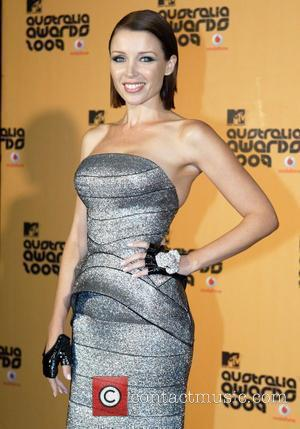 Dannii Minogue and Mtv