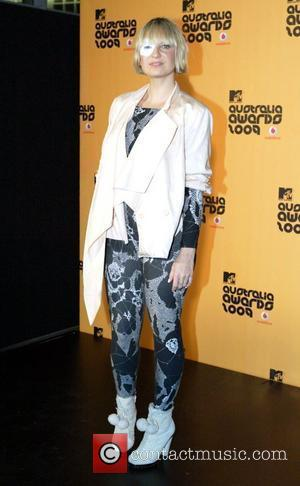 Sia The MTV Australia Awards held at the Darling Harbour Convention and Exhibition Centre - press room Sydney, Australia -...