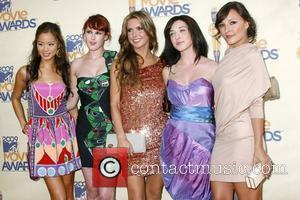 Jamie Chung, Mtv and Rumer Willis