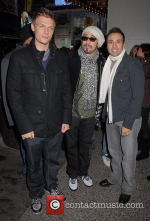 Nick Carter, Howie Dorough and Mtv