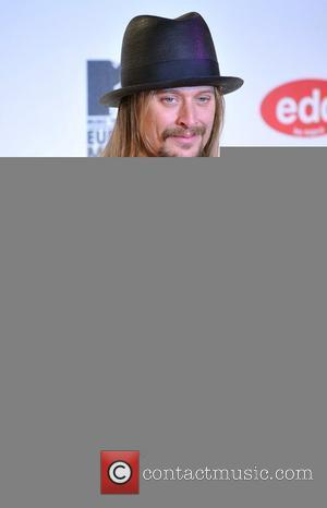Kid Rock MTV Europe Music Awards 2008 held at the Echo Arena - Arrivals Liverpool, England - 06.11.08