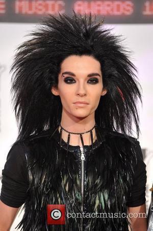 Bill Kaulitz of Tokio Hotel MTV Europe Music Awards 2008 held at the Echo Arena - Arrivals Liverpool, England -...