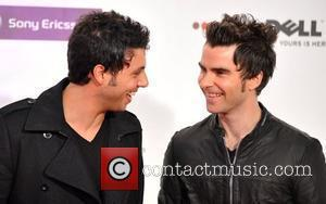 The Stereophonics MTV Europe Music Awards 2008 held at the Echo Arena - Arrivals Liverpool, England - 06.11.08