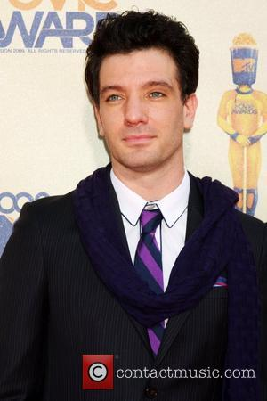 JC Chasez 2009 MTV Movie Awards held at the Gibson Amphitheatre - Arrivals Los Angeles, California - 31.05.09