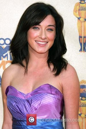 Margo Harshman 2009 MTV Movie Awards held at the Gibson Amphitheatre - Arrivals Los Angeles, California - 31.05.09