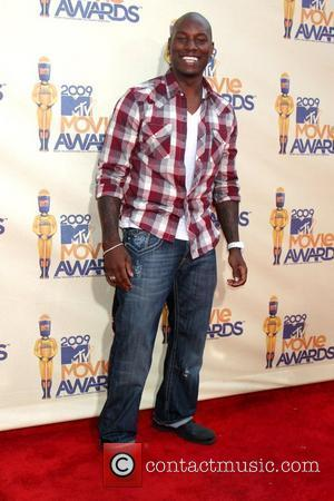 Tyrese Gibson and MTV