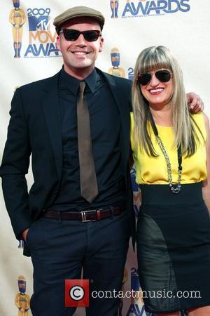 Billy Zane & Catherine Hardwicke 2009 MTV Movie Awards held at the Gibson Amphitheatre - Arrivals Los Angeles, California -...