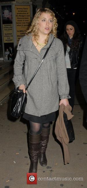 'Hollyoaks' castmember outside the MTV Europe Music Awards Return Party at Movida nightclub London, England - 07.11.08