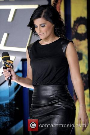 Nelly Furtado appearing on the Canadian TV show 'Much On Demand' Toronto, Canada - 26.05.09