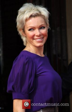 Nell McAndrew Tesco Magazine's Mum Of The Year awards 2009 held at the Waldorf Hilton hotel London, England - 01.03.09