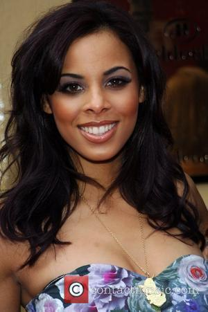 Rochelle Wiseman from The Saturdays Tesco Magazine's Mum Of The Year awards 2009 held at the Waldorf Hilton hotel London,...