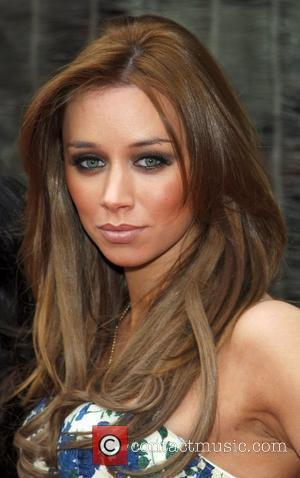 Una Healy from The Saturdays Tesco Magazine's Mum Of The Year awards 2009 held at the Waldorf Hilton hotel London,...