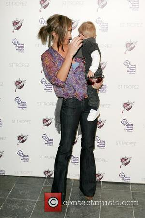 Jenny Frost The 'Mummy Rocks' launch and charity auction in aid of the Great Ormond Street Hospital Children's Charity -...