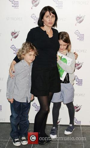 Rudy Law, Sadie Frost and Great Ormond Street Hospital