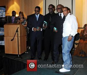 Boyz II Men 100.3 The Beat hosts the 2nd Annual Music & Entertainment Conference at the Marriott Hotel Philadelphia, USA...