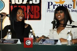 Brandy, Jazmine Sullivan 100.3 The Beat hosts the 2nd Annual Music & Entertainment Conference at the Marriott Hotel Philadelphia, USA...