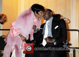 Patti Labelle and Teddy Pendergrass