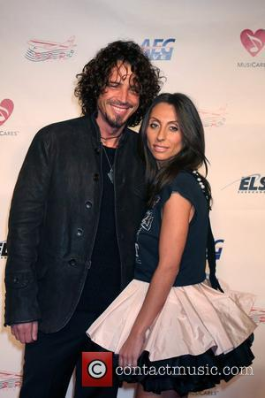 Chris Cornell Music Cares man of the year dinner honoring Neil Diamond at the Los Angeles convention center  Los...