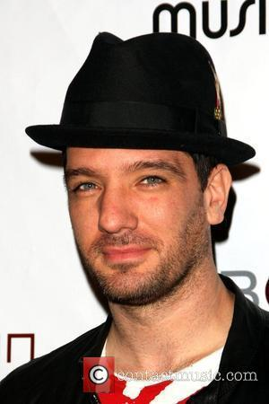 JC Chasez MusicMogul.com launch party held at the Thompson Hotel - Arrivals Beverly Hills, California - 24.11.08