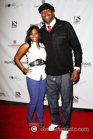 John Salley and Daugher Taya Salley MusicMogul.com launch party held at the Thompson Hotel - Arrivals Beverly Hills, California -...