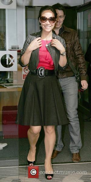 Myleene Klass and Jo Whiley