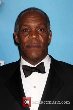 Danny Glover  40th NAACP Image Awards held at the Shrine Auditorium - Arrivals Los Angeles, California - 12.02.09