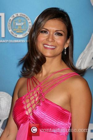 Nia Peeples  40th NAACP Image Awards held at the Shrine Auditorium - Arrivals Los Angeles, California - 12.02.09