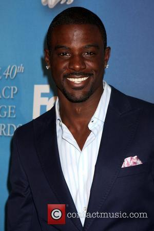 Lance Gross The NAACP luncheon held at the Beverly Hills hotel Los Angeles, California - 07.02.09