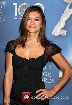 Nia Peeples The NAACP luncheon held at the Beverly Hills hotel Los Angeles, California - 07.02.09