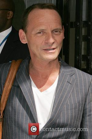 Perry Fenwick who plays Billy Mitchell in BBC soap 'Eastenders' leaving the 'This Morning' studios London, England - 08.05.09