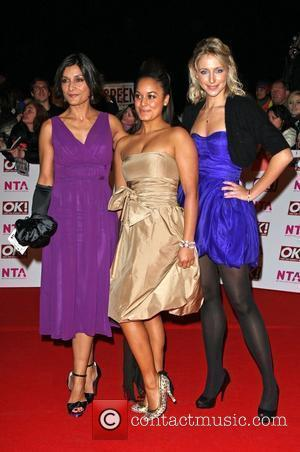 Ali Bastian, Rhea Bailey and Amita Dhiri
