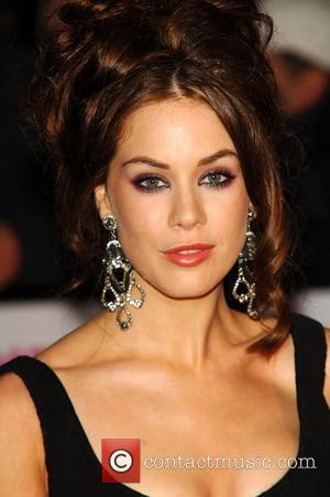 Roxanne McKee National Television Awards 2008 held at the Royal Albert Hall - Arrivals London, England - 29.10.08,