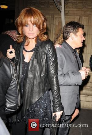 Patsy Palmer National Television Awards 2008 - Afterparty held at the Royal College of Art London, England - 29.10.08