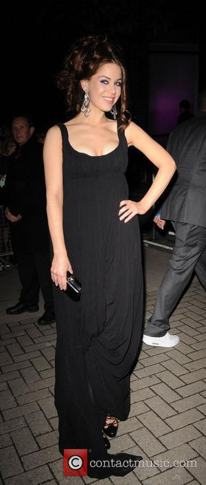 Roxanne McKee National Television Awards 2008 - Afterparty held at the Royal College of Art London, England - 29.10.08