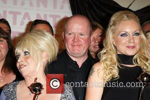Barbara Windsor, Steve McFadden and Rita Simmons The National Television awards 2008 held at the Royal Albert Hall - Press...