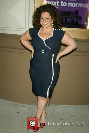 Marissa Jaret Winokur Opening Night of the Broadway musical 'Next To Normal' at the Booth Theatre New York City, USA...