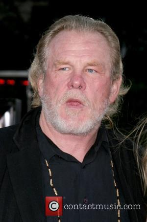 *file photos* * NOLTE INJURED IN HOUSE FIRE Hollywood star NICK NOLTE is suffering from smoke inhalation and abrasions after...