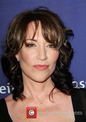 Katey Sagal and Beverly Hilton Hotel