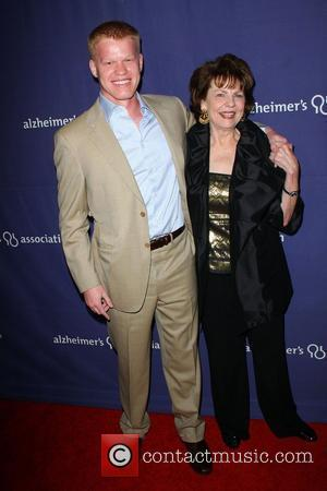 Jesse Plemons and Louanne Stephens The Alzheimer's Association's 17th Annual A Night At Sardi's held at the Beverly Hilton Hotel...
